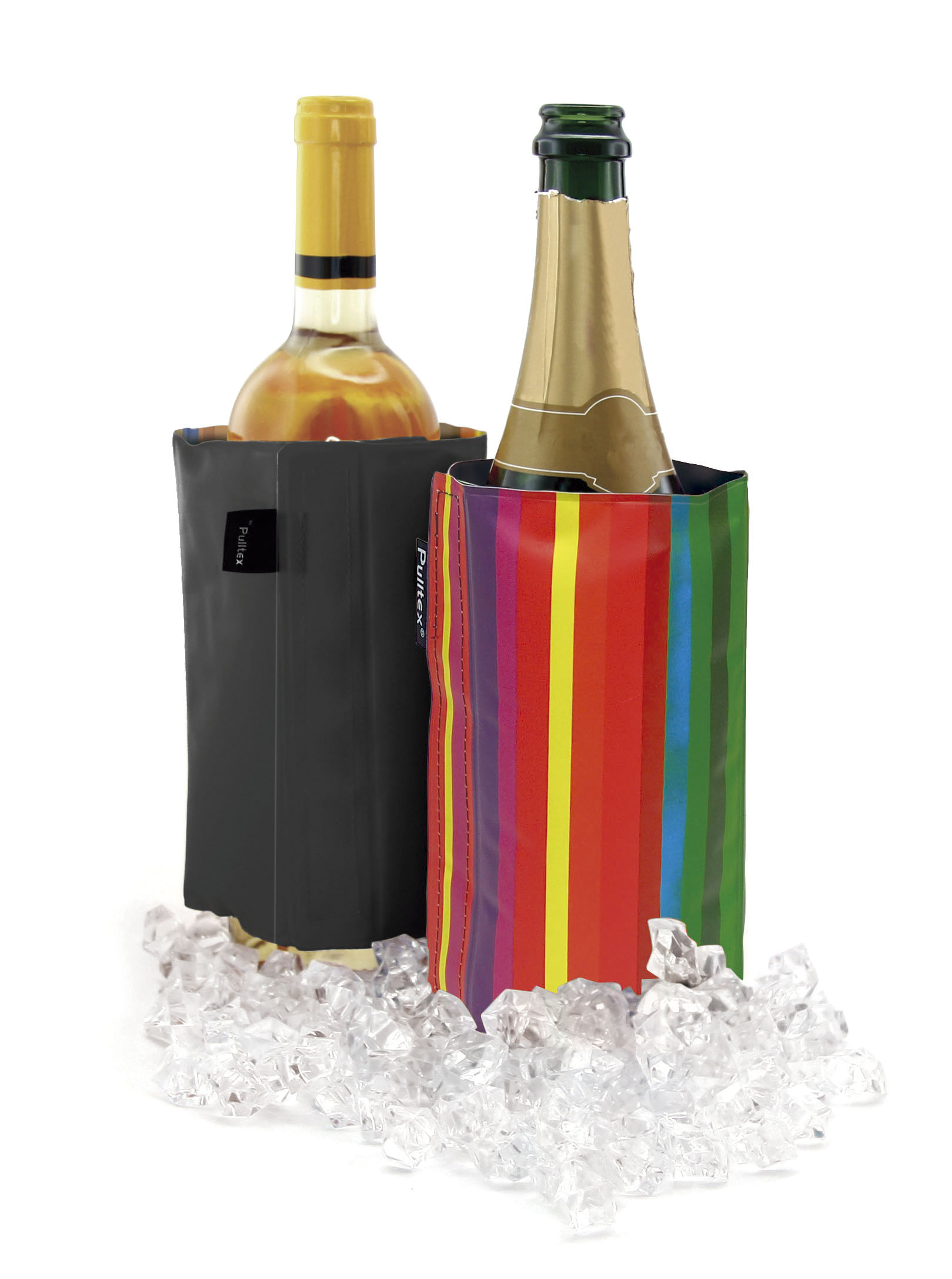 2 in 1 Champagner & WINE COOLER COLOUR
