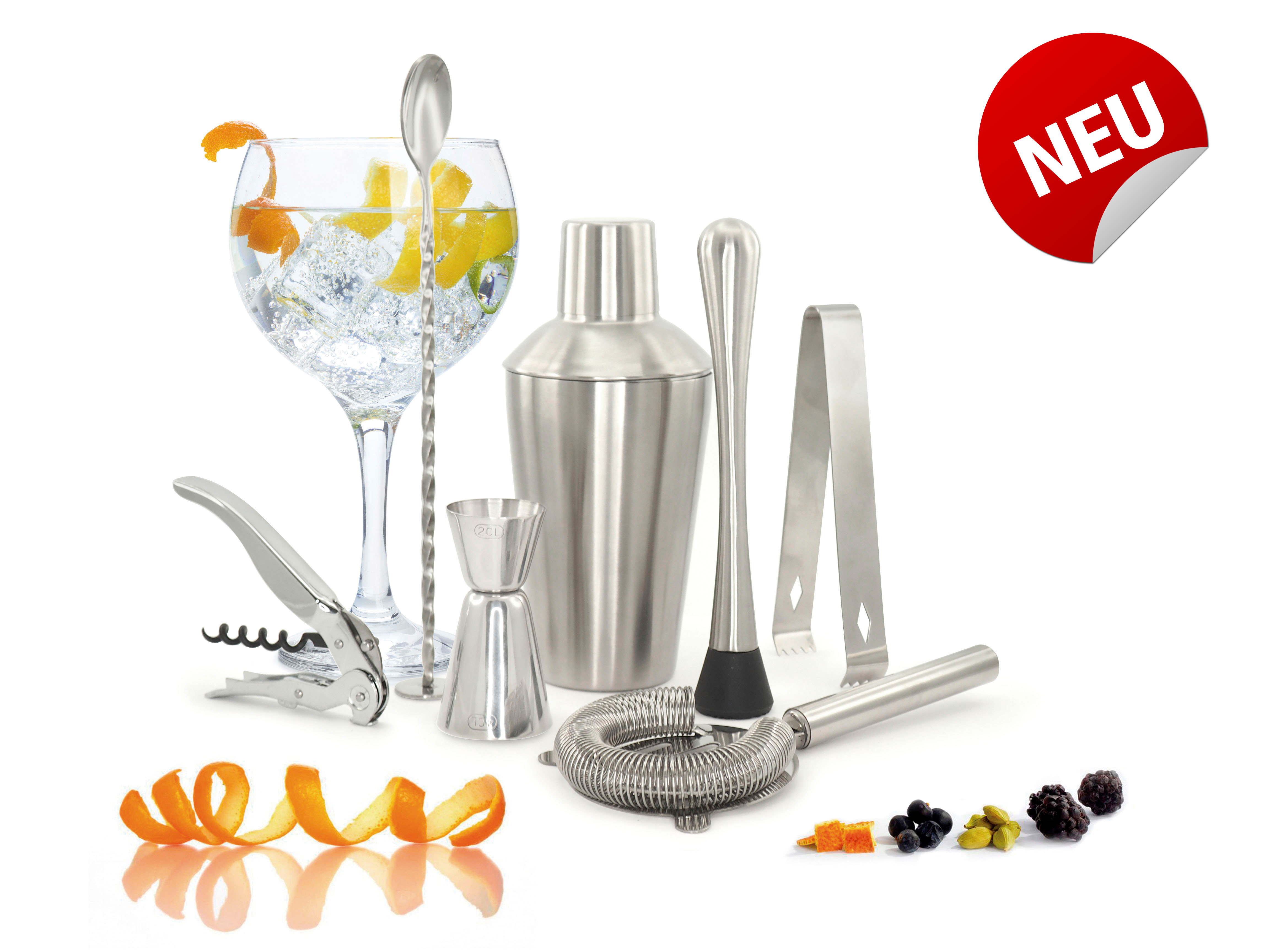 COCKTAIL DELUXE SET