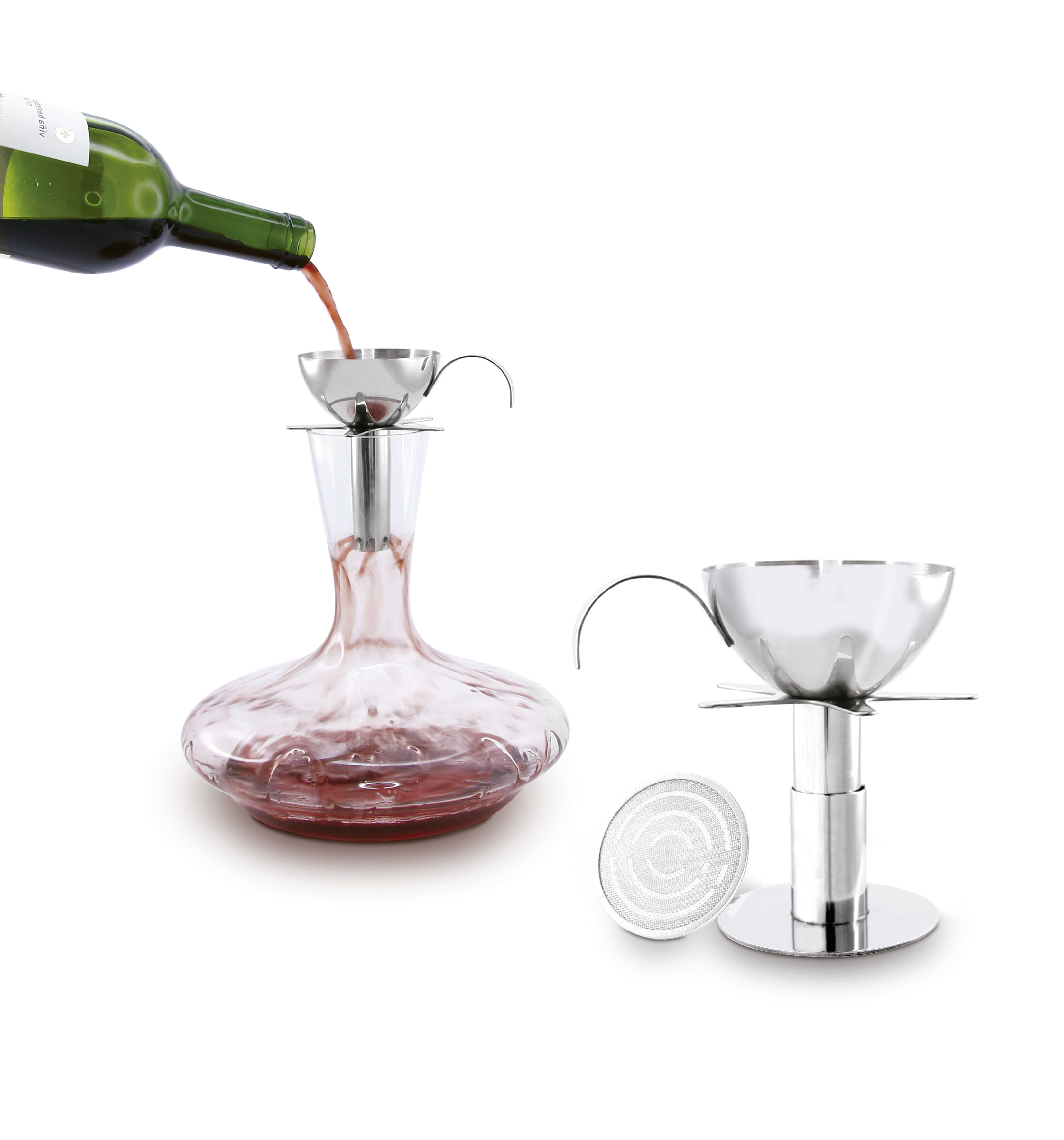 PWC DECANTING FUNNEL